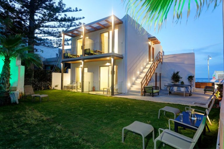 Early Booking vara 2020 Creta (Heraklion) - Palmera Beach Hotel & Spa 4*