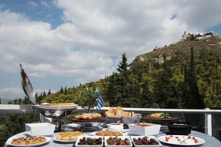 City Break la Atena - St George Lycabettus Hotel 5*