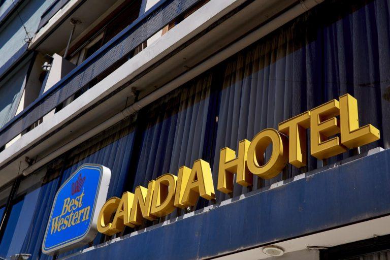 Best Western Candia Hotel 4*