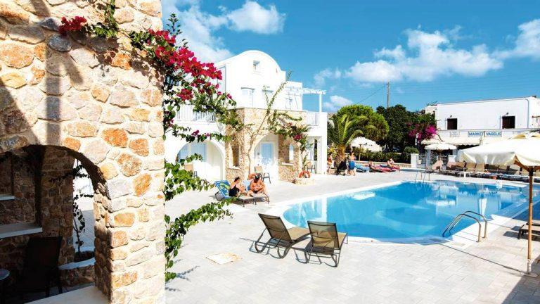 Aegean Plaza Hotel 4*