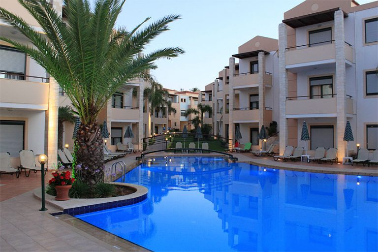 Early booking vara 2020 Creta (Chania) - Creta Palm Resort Hotel & Apartments 4*