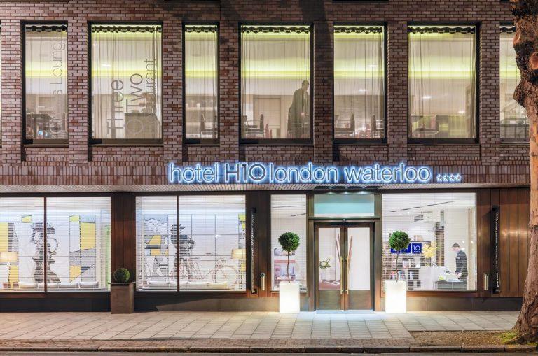 H10 London Waterloo Hotel 4*