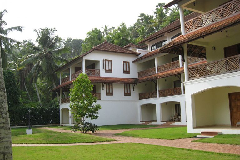 The Travancore Heritage Beach Resort 4*