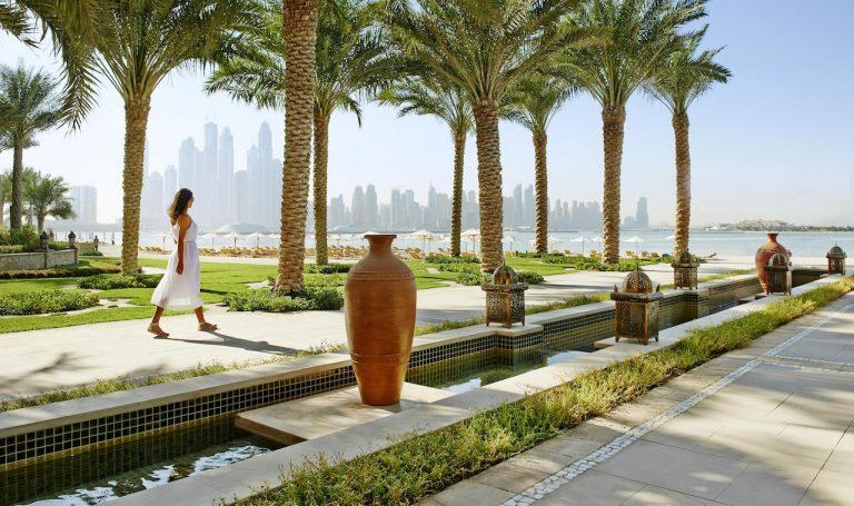 Fairmont The Palm Hotel Dubai 5*