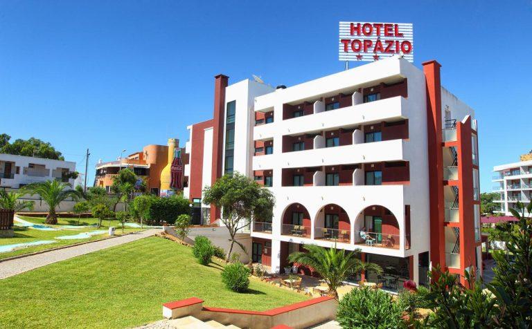 Last minute Algarve - Topazio Mar Beach Hotel and Apartments 3*