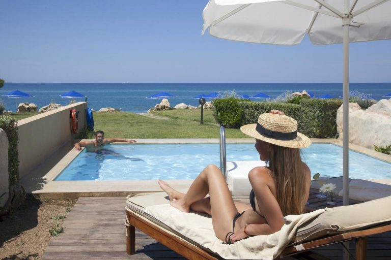 Early booking vara 2020 Creta (Heraklion) - Aquila Rithymna Beach Hotel 5*