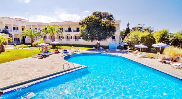 Early booking vara 2019 Zakynthos - Palmyra Hotel 3*