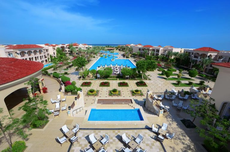 Vacanta in Egipt - Jaz Aquamarine Resort 5*