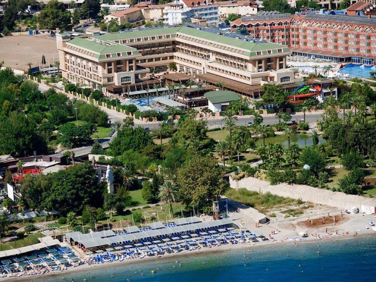 Revelion 2021 Antalya - Crystal Deluxe Resort & Spa 5*