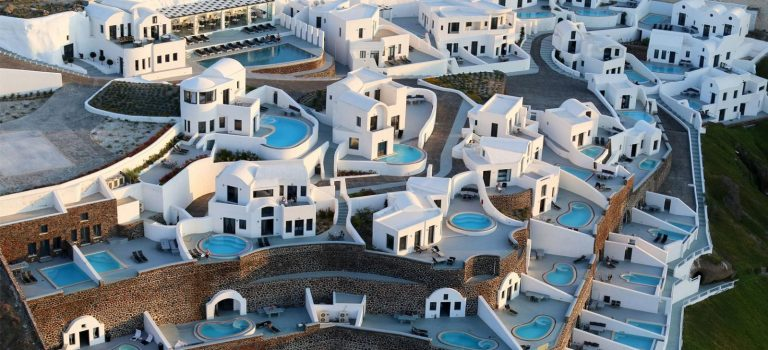 Ambassador Santorini Luxury Villas & Suites 5*