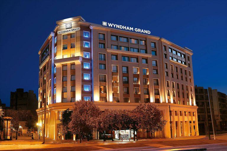 Wyndham Grand Athens Hotel 5*