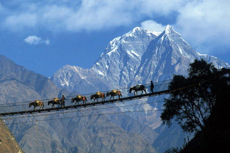 Nepal, Adventure Hiking în Annapurna