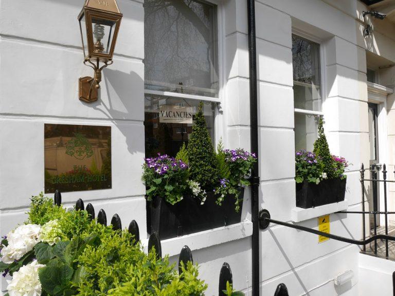 City Break  Iulie 2019 la Londra - The Gresham Hotel 3*