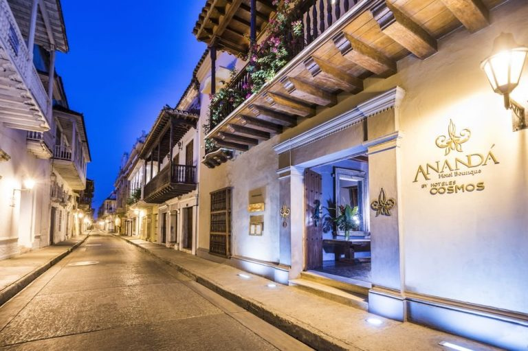 Ananda Hotel Boutique 5*
