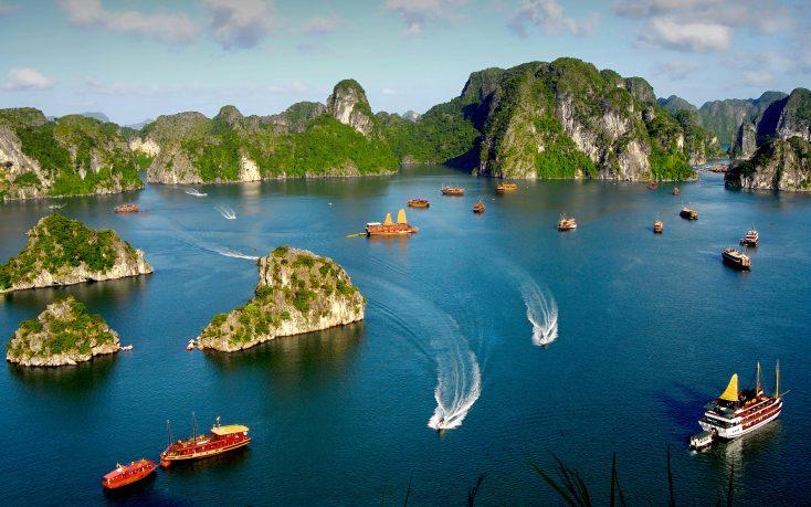 Vietnam si Cambodgia