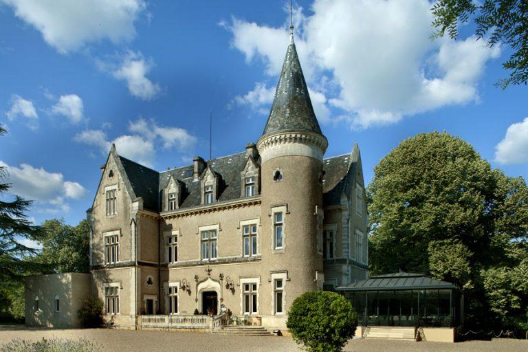 L'Orangerie du Chateau des Reynats 3*