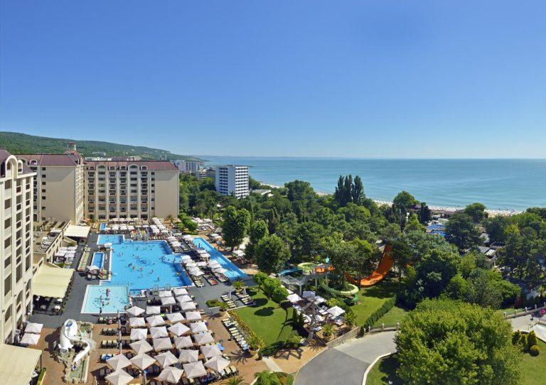 Early booking vara 2019 Nisipurile de Aur - Melia Grand Hermitage Hotel 5*