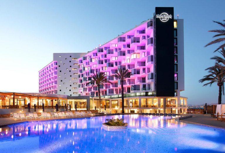 Hard Rock Hotel Ibiza 5*