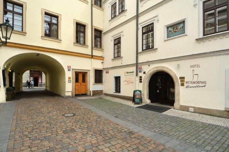 Targul de Craciun din Praga (13 - 16 Decembrie) - Metamorphis Hotel 4*