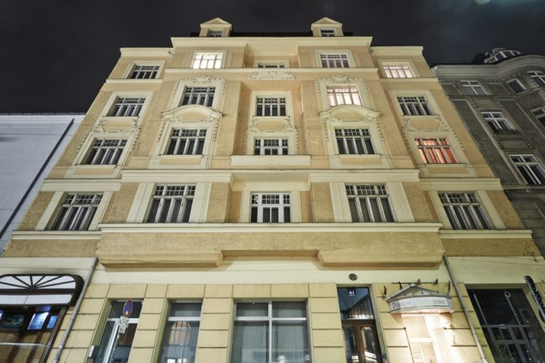 Pension Baronesse Hotel 4*
