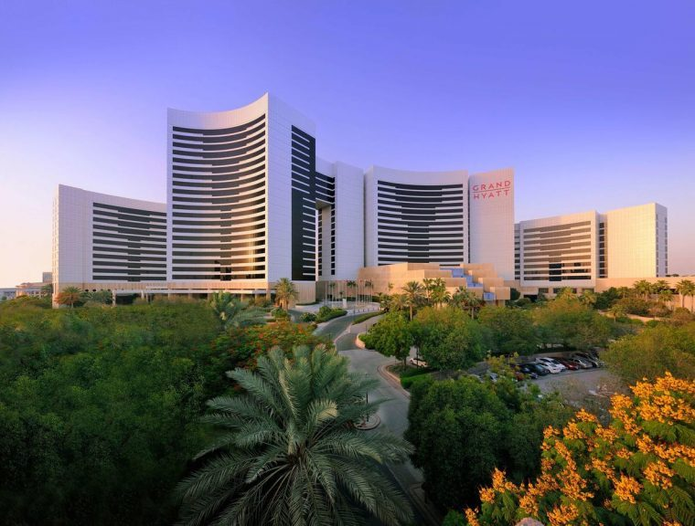 Grand Hyatt Dubai Hotel 5*