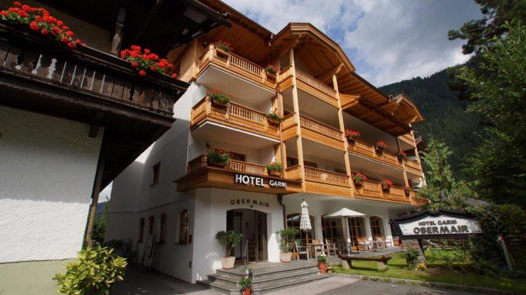 Garni Obermair Mayrhofen Hotel 3*