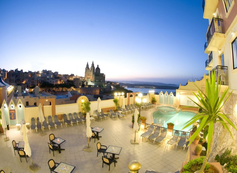 Early booking vara 2019 Malta - Pergola Hotel & Spa 4*
