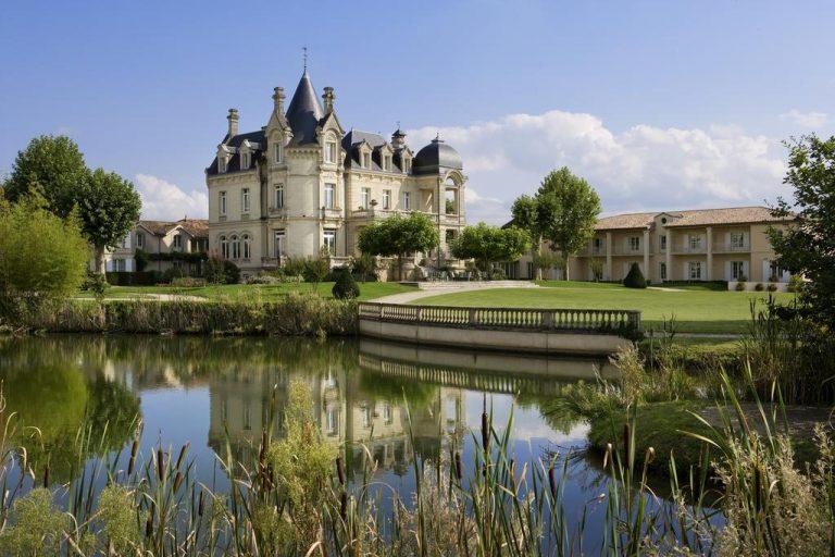 Château Hôtel Grand Barrail 5*