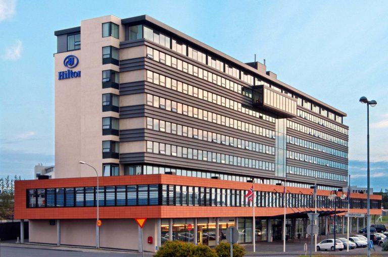 Hilton Reykjavik Nordica Hotel 4*