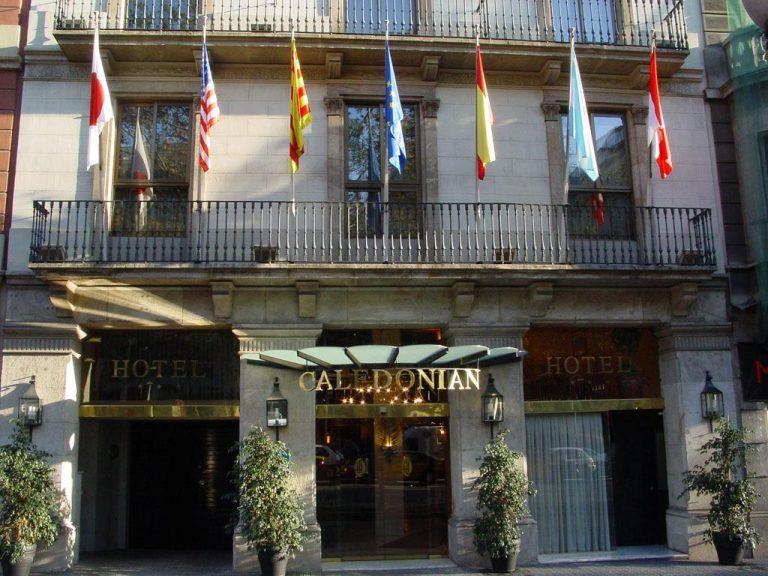 City Break la Barcelona - Caledonian Hotel 3*