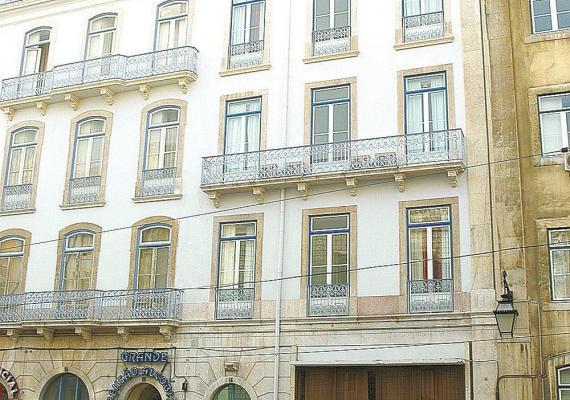 City Break la Lisabona - Grande Pensao Residencial Alcobia 3*