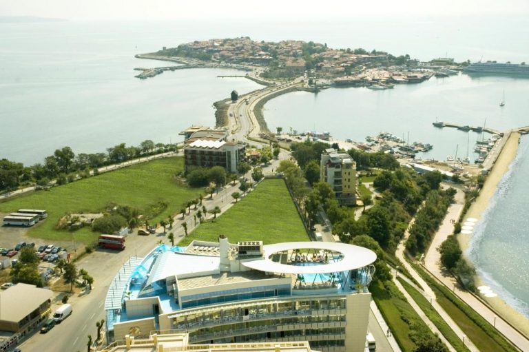 Early Booking vara 2021 Nessebar - Sol Marina Palace Hotel 4*