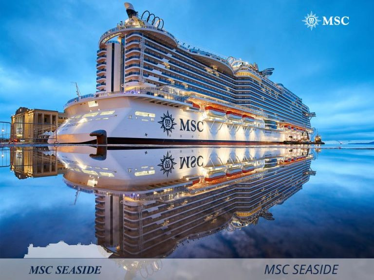 Croaziera in Caraibe (Miami) - 7 nopti la bordul navei MSC Seaside - pachet bauturi si WiFi gratuit
