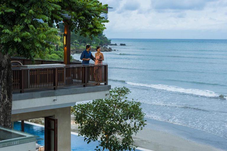 Four Seasons Resort Bali at Jimbaran Bay 6*
