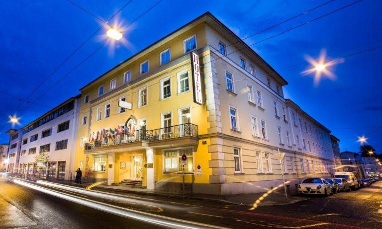 Goldenes Theater Hotel Salzburg 4*