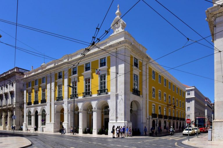 City Break la Lisabona - Pousada de Lisboa, Praca do Comercio - Small Luxury Hotel 5*