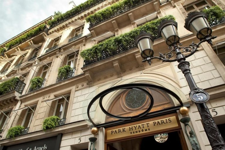 Park Hyatt Paris Vendome 6*