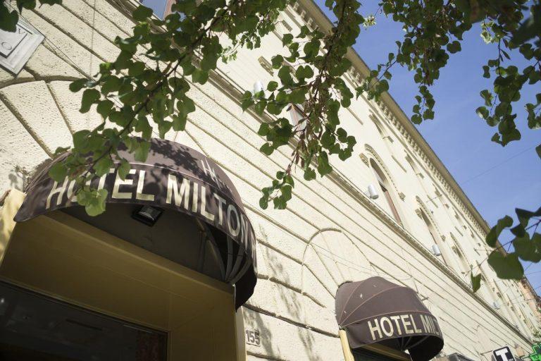 Milton Roma Hotel 4*