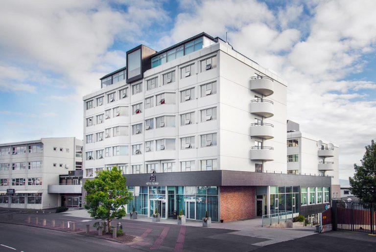 Island Reykjavik Hotel 3*