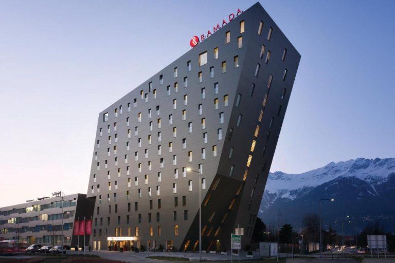Ramada Innsbruck Tivoli 3*