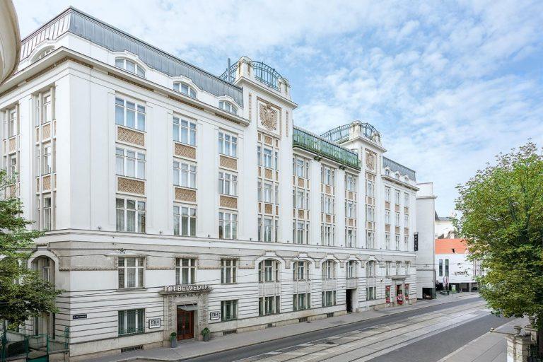 NH Wien Belvedere Hotel 4*