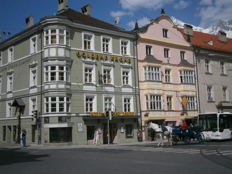 Goldene Krone Innsbruck Hotel 3*