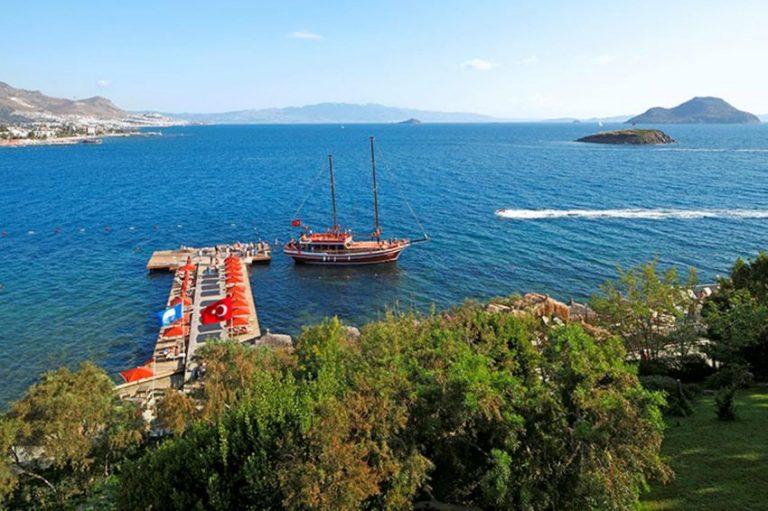 Last minute Bodrum - Kadıkale Resort 5*