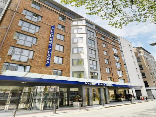 Academy Plaza Hotel  3*
