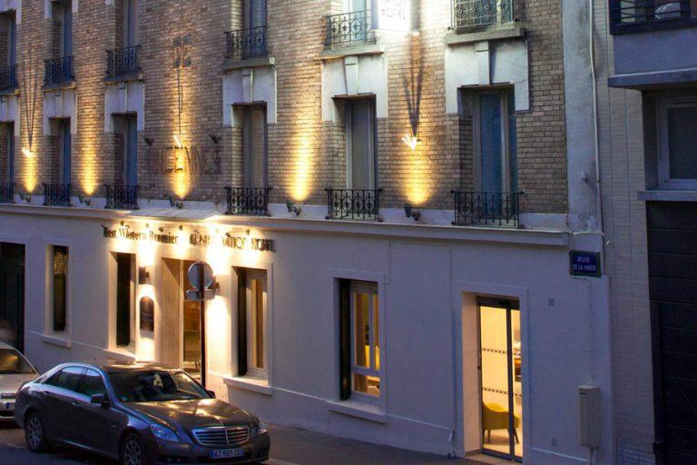 Best Western Plus 61 Paris Nation Hotel 4*