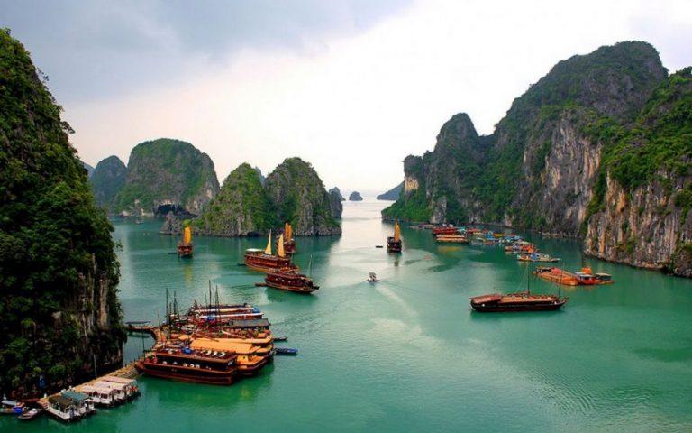 Vietnam pe cont propriu  - circuit SHOESTRING