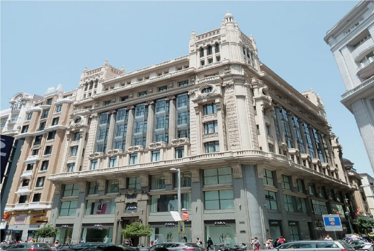 Tryp Madrid Cibeles Hotel 4*