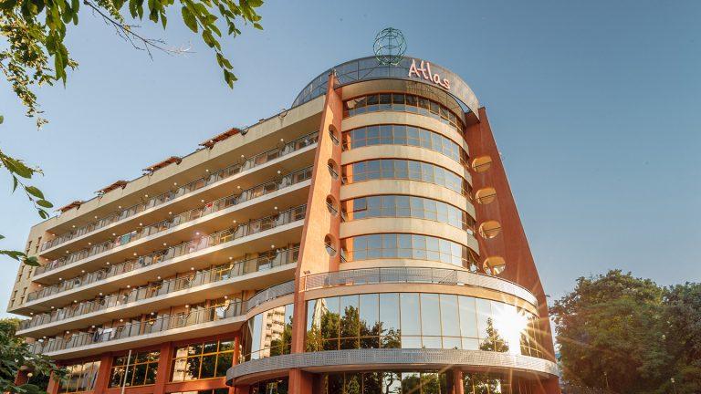 Paste si 1 Mai 2019 Nisipurile de Aur - Atlas Hotel 4*