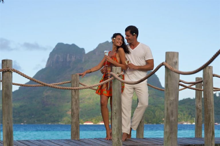 Bora Bora Pearl Beach Resort 4*