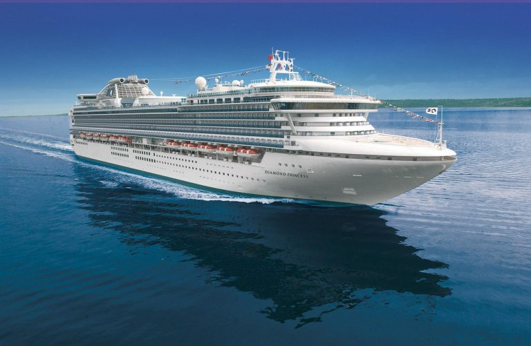 Croaziera in Asia de Sud-Est (Singapore) - 10 nopti la bordul navei Diamond Princess